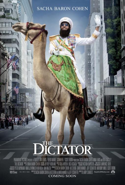 DIKTATOR (THE DICTATOR)