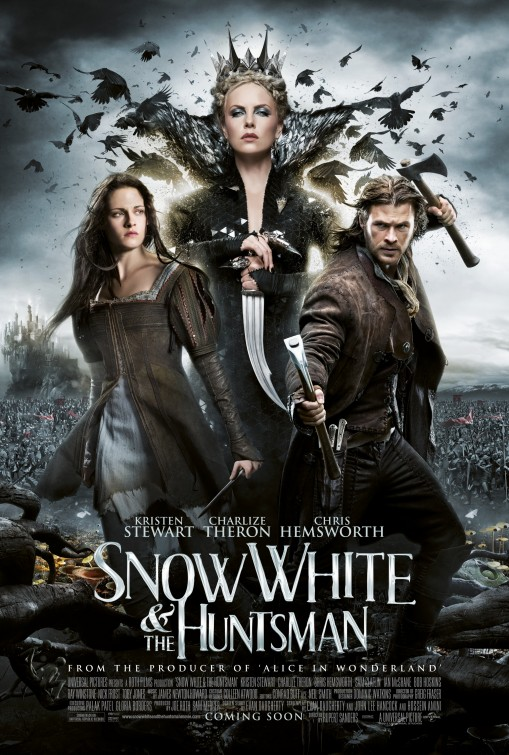Snežana i lovac (SNOW WHITE AND HUNTSMAN)