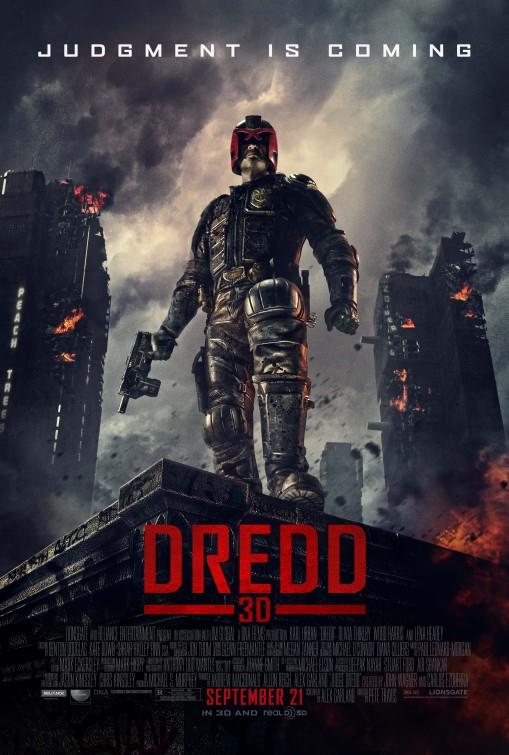 Sudija Dred (DREDD 3D)