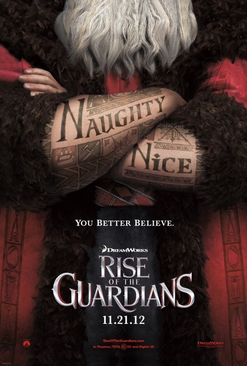 PET LEGENDI (RISE OF THE GUARDIANS)