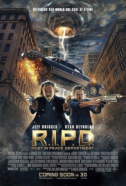 R.I.P.D. (Panduri za mrtvake)