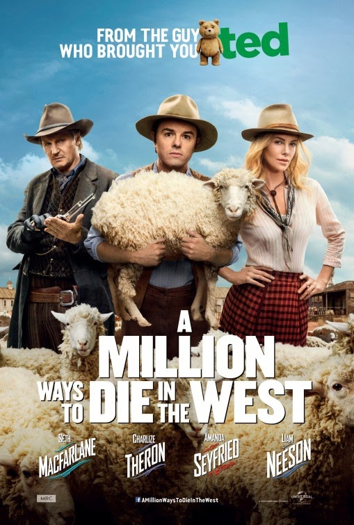 KO PREŽIVI, PRIČAĆE (A MILLION WAYS TO DIE IN THE WEST)