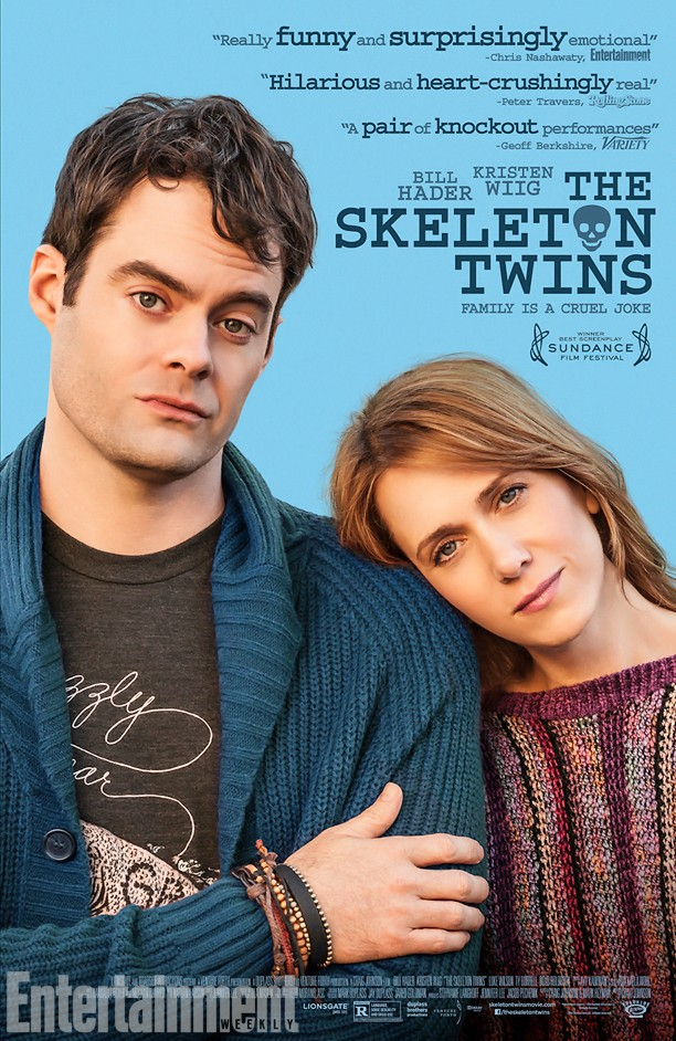 Blizanci (Skeleton twins) 2014