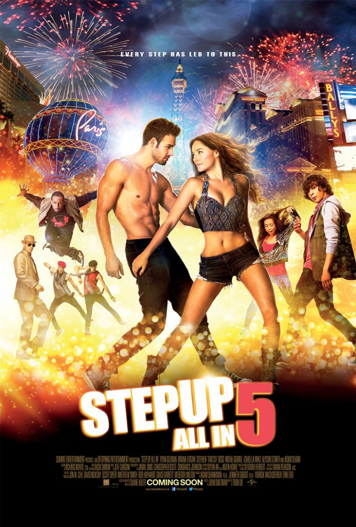 Uhvati ritam 5 (Step up: All in) 2014