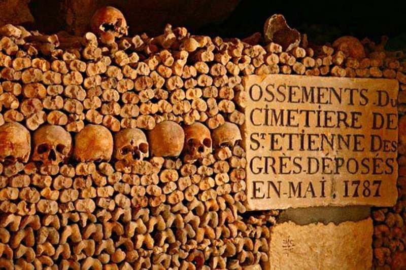 The-Catacombs-of-Paris-France