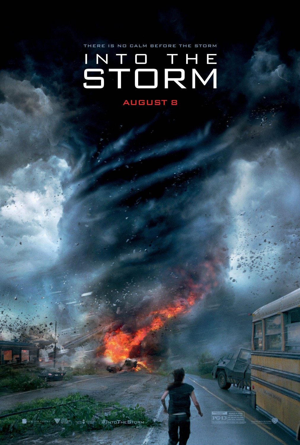 U oluji (Into the storm) 2014