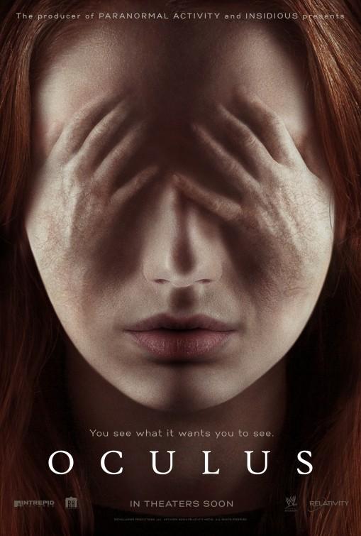 Ogledalo smrti (Oculus) 2013
