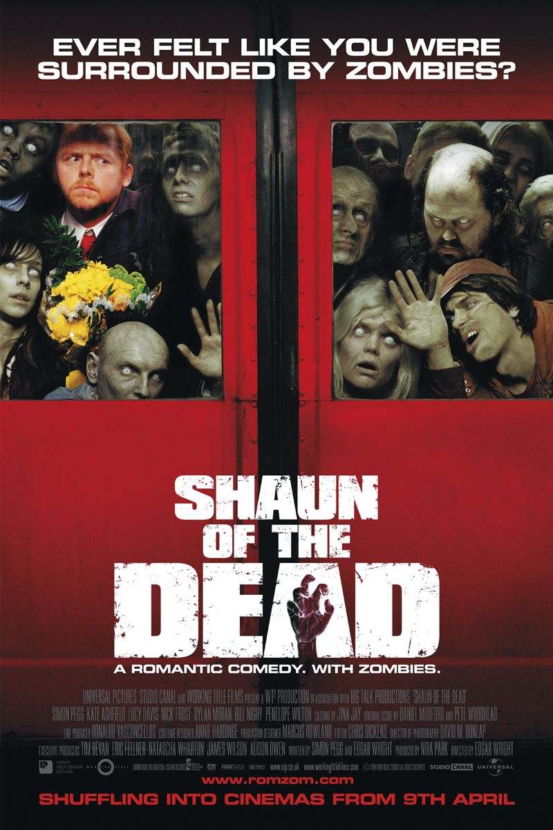 Noć glupih mrtvaca (Shaun of the dead) 2004