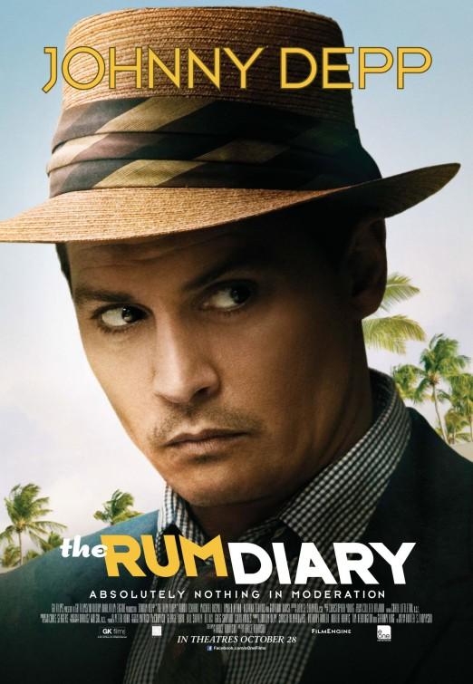 Dnevnik ruma (THE RUM DIARY)