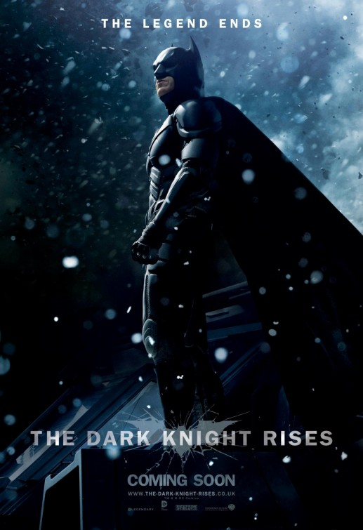 Uspon mračnog viteza (THE DARK NIGHT RISES)
