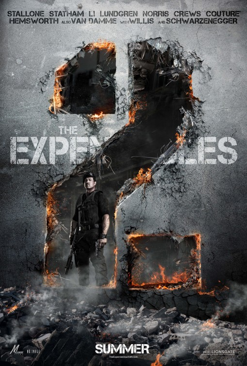 PLAĆENICI 2 (THE EXPENDABLES 2)