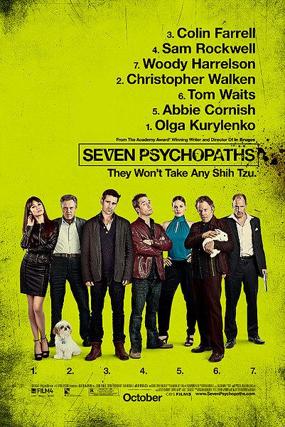 SEDAM PSIHOPATA (SEVEN PSYHOPATS)