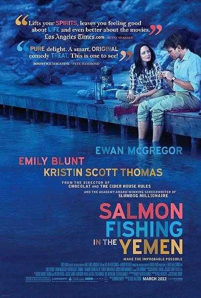 LOV NA LOSOSE U JEMENU (SALMON FISHING IN YEMEN)