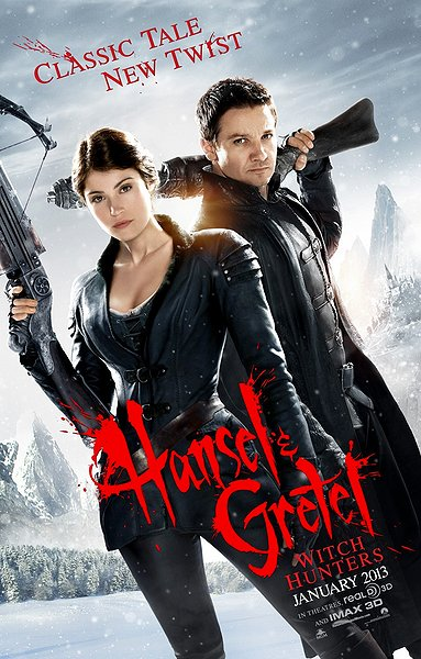 IVICA I MARICA:LOVCI NA VEŠTICE (HANSEL AND GRETEL:WITCH HUNTERS)