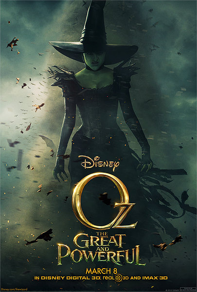 CARSTVO VELIKOG OZA (OZ:THE GREAT AND POWERFUL)