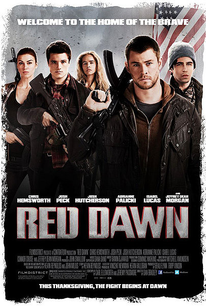 Crvena zora (RED DAWN)
