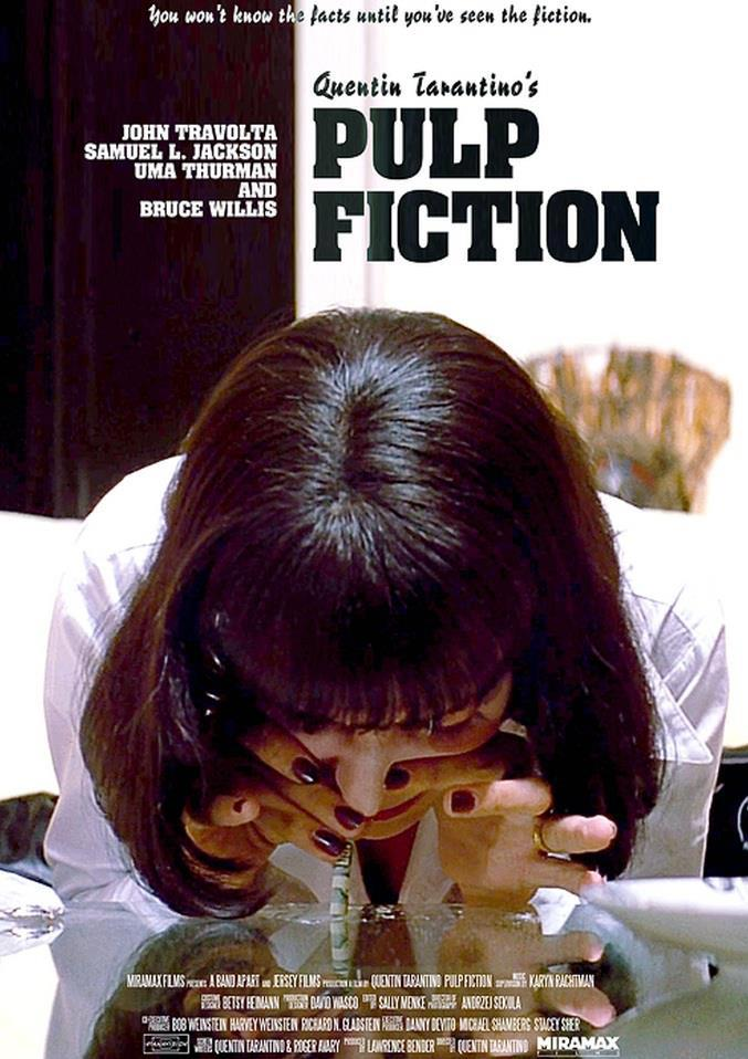 Petparačke priče (PULP FICTION)