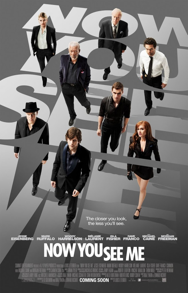 MAJSTORI ILUZIJE(NOW YOU SEE ME)