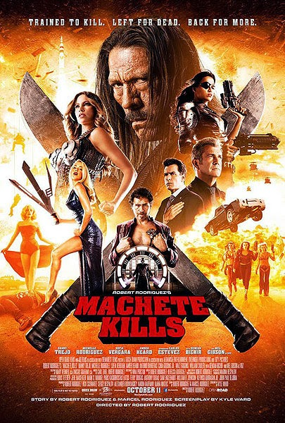 MACHETE UBIJA (MACHETE KILLS)