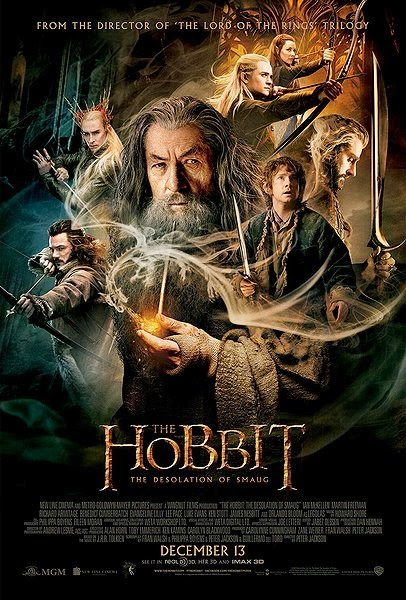 HOBIT: SMAUGOVA PUSTOŠ ( THE HOBBIT: DESOLATION OF SMAUG)