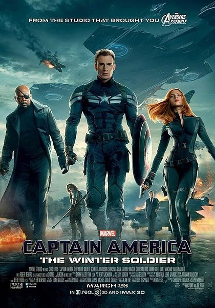 KAPETAN AMERIKA: RATNIK ZIME (CAPTAIN AMERICA: THE WINTER SOLDIER)