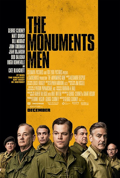 Operacija: Čuvari nasleđa (THE MONUMENTS MEN)