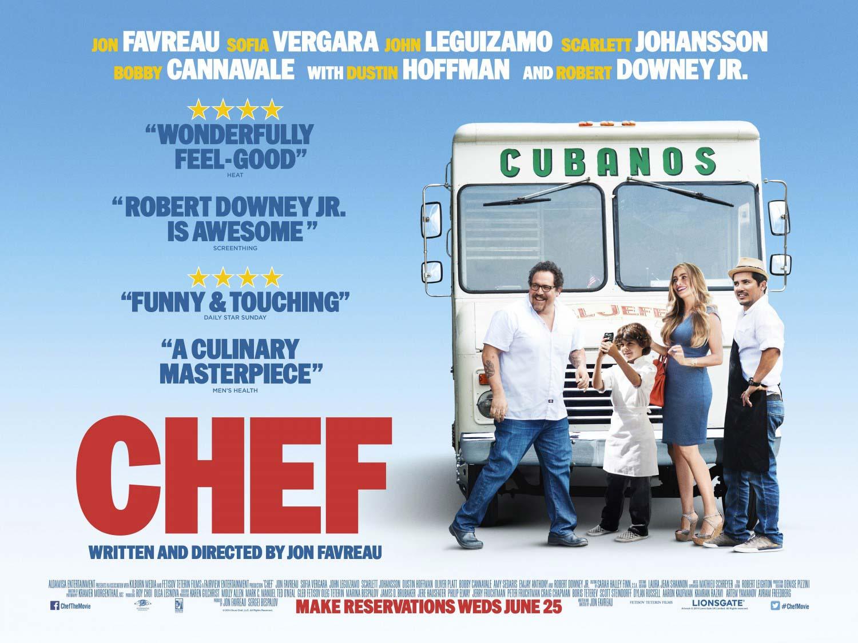 Kuvar (Chef) 2014