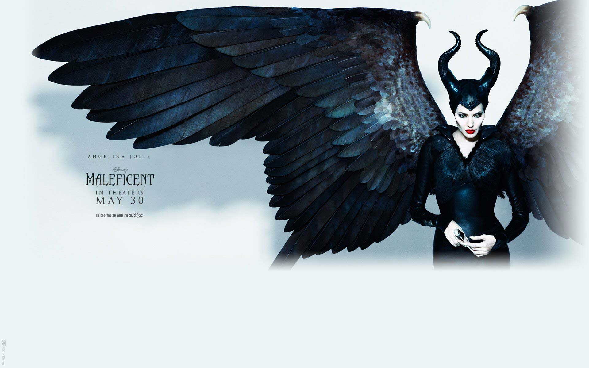 Grdana (Maleficent) 2014