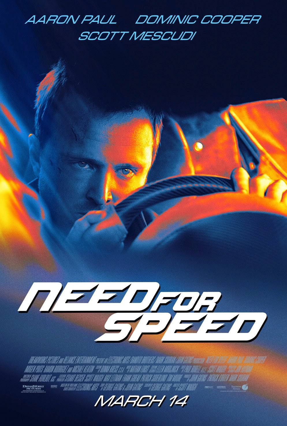 Potreba za brzinom (Need for speed) 2014