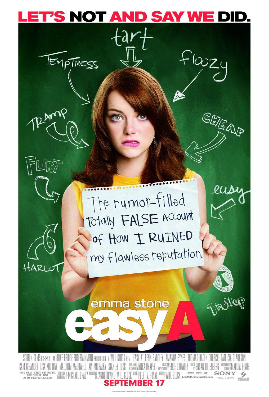Devojka na lošem glasu (Easy A) 2010