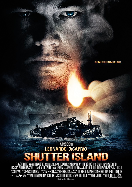 Zatvoreno ostvro (Shutter Island) 2010