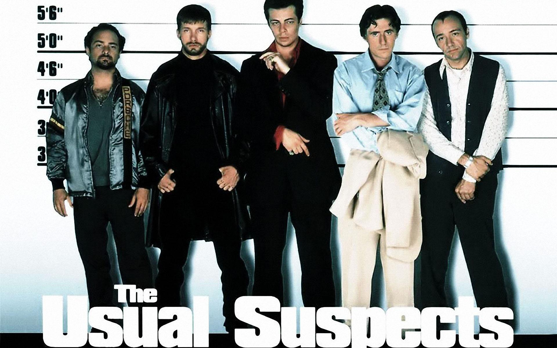 Dežurni krivci (Usual suspects) 1995