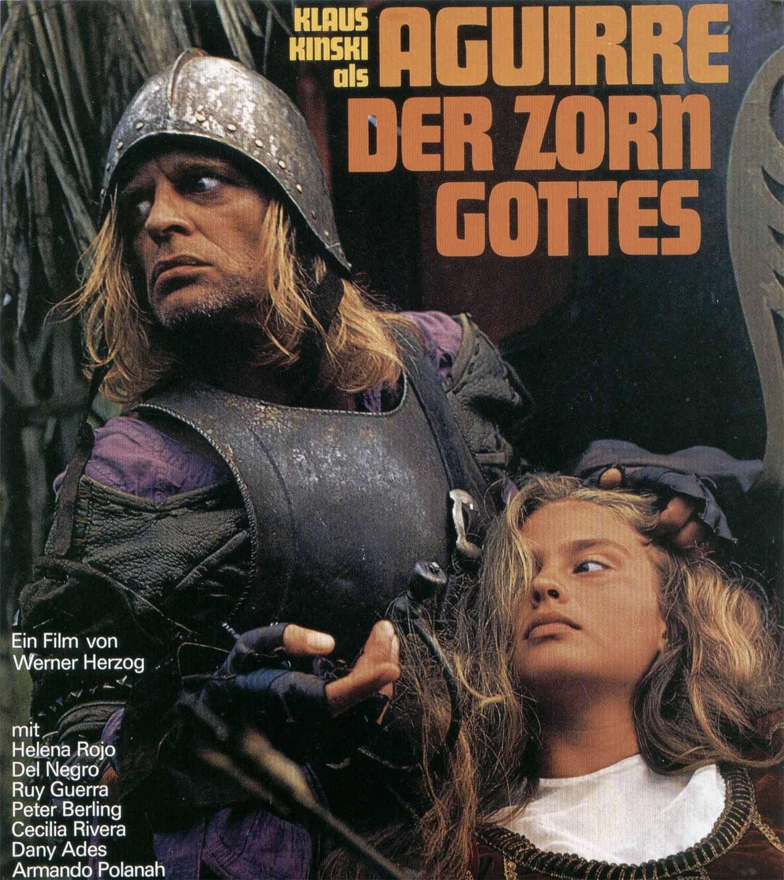 Božiji gnev (Aguirre, the Wrath of God) 1972